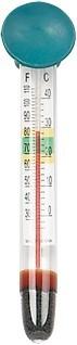 glass aquarium thermometer