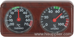 Car Thermometer Hygrometer