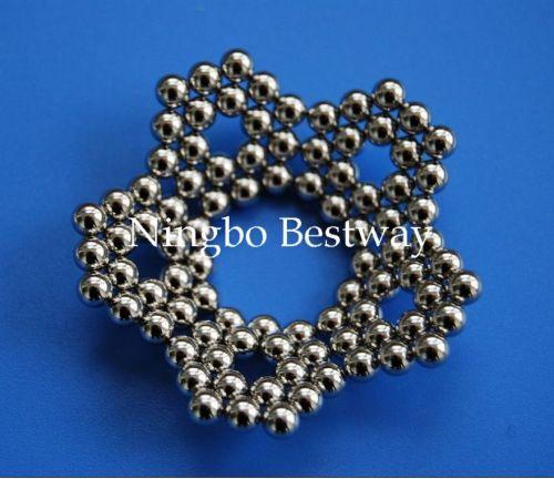 Tiny magnetic balls
