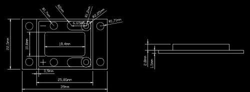 电路 电路图 电子 原理图 500_184