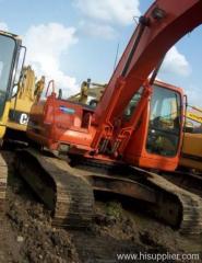 Daewoo dh220 excavator