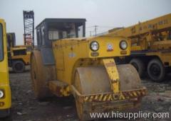 XCMG smooth road roller