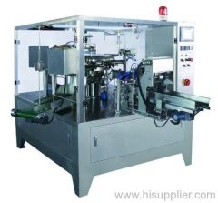 rotary packing machinery