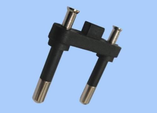 Brazil Cable Plug Insert 4.8mm