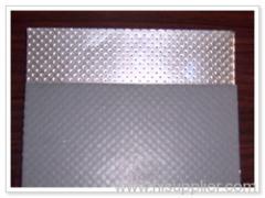 reinforced asbestos composite sheet
