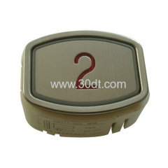 Mitsubshi Elevator Spare Parts Button DA411 good quality lift parts