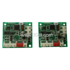 Fujitec Elevator Spae Parts C3D-BC32G04 PCB Parallel External Call Button Board