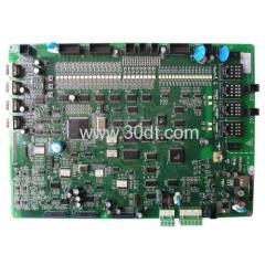 Hitachi Elevator Lift Parts MCUB-02 PCB Synchronous Main Board
