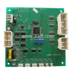 Hitachi Elevator Spare Parts MTB-HLNF PCB Main Board