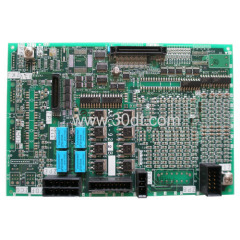 Mitsubshi lift parts KCA-922B pcb good quality original
