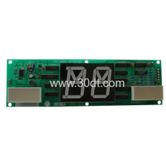 LG-Sigma Elevator Lift Parts PCB DHI-221 HOP Display Board