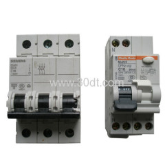 Siemens Elevator Spare Parts 5SJ63 Air Break Switch/Merlin Gerin Elevator DPNa Vigi C10 Circuit Breaker