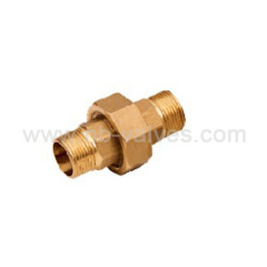 Male threaded Union fitting