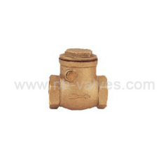 Swing pattern Check Valve