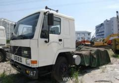 Volvo FM12 dump truck