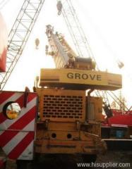 Grove 25t rough terrain crane