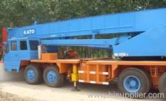Kato truck crane 50t