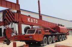 Kato 80t crane