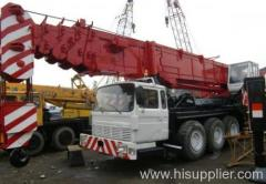 100t PPM terrain crane
