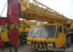 Tadano 50t mobile crane