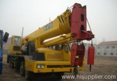 Kato 50t mobile crane