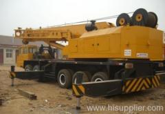 120t Tadano mobile crane