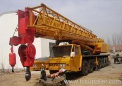 Kato 100t truck crane