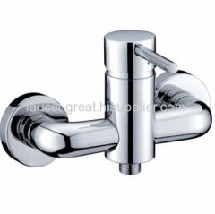 Wall Mount Shower Faucet In Good Design