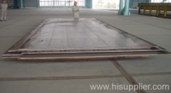 bridge steel plate