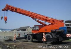 rough crane