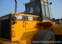 Caterpillar 938F loader
