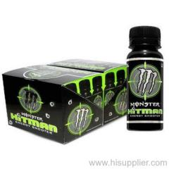 MONSTER HITMAN ENERGY Shooter