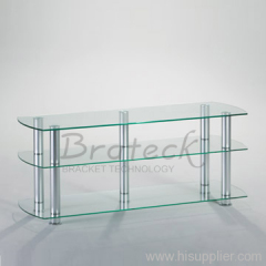 LCD TV clear Stand