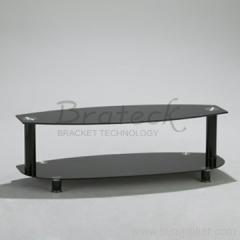 aluminum TV stand