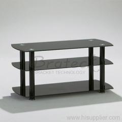 Black AV Stand