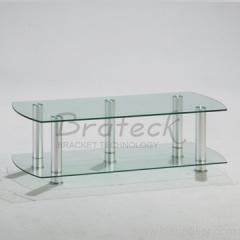 Glass AV Tables