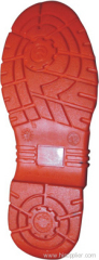 safety shoes outsole