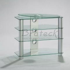Black Glass LCD&Plasma Table