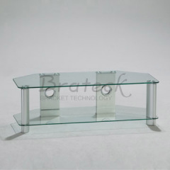 clean glass LCD rack