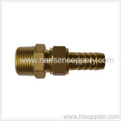 brass hose joint