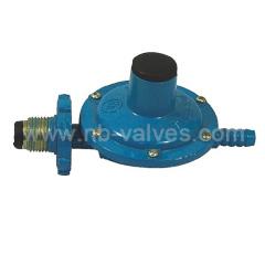 High pressure regulator valve