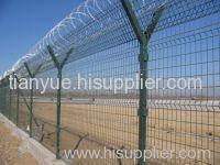 steel mesh fences