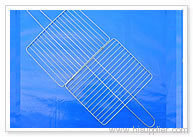 Galvanized barbecue wire meshes