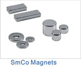 Custom made SmCo magnets