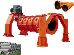 concrete pipe machine