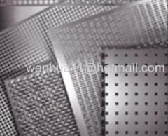 punched hole mesh