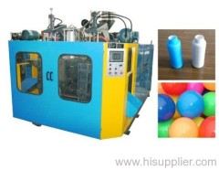 full-auto plastic blow machine