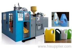 bottle blow making machine