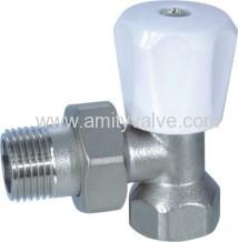 copper radiator valves