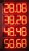 Petrol Price Display
